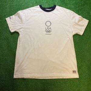 USA Olympic Sponsor T-Shirt